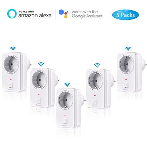 ✓ Alexa 5 Steckdose Test - Haushaltsgeräte für kleines Geld ...