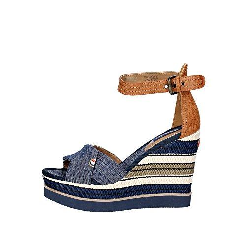 Wrangler WL171662 Sandalo Donna Blu