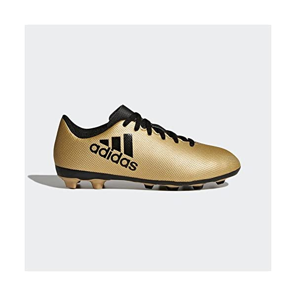 Adidas-Kids-Football-X-174-Flexible-Ground-Boots-Tactile-Gold-CP9013