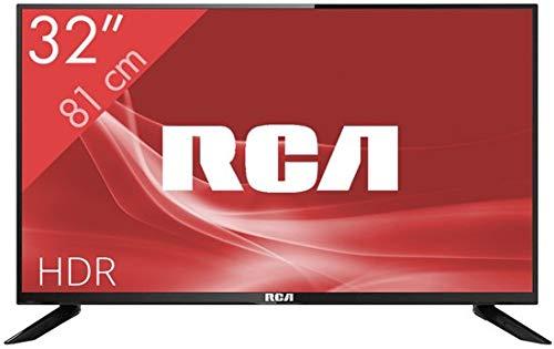 RCA RB32H1: 80 cm (32 Zoll) LED-Fernseher (HD-Ready, Triple Tuner, HDMI-Anschlüsse, CI+, Mediaplayer per USB 2.0) [Energieklasse A]