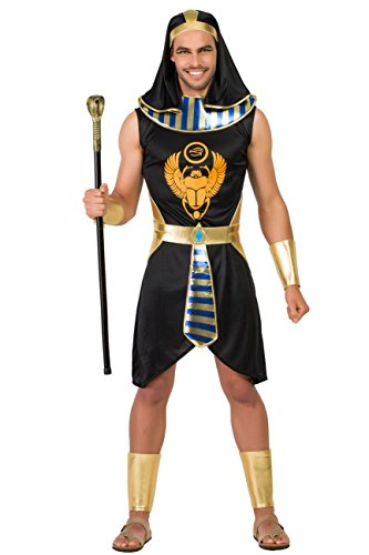 Zzcostumes Ägyptisches Kostüm Schwarz ()