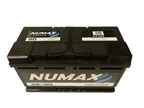019Numax batteria di auto 12V 95Ah