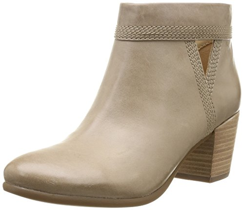 Geox D Lucinda B, Boots femme Beige (Taupe)