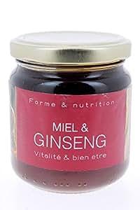 AGOVIE Miel au Ginseng Vitalité & Bien-être - 250g