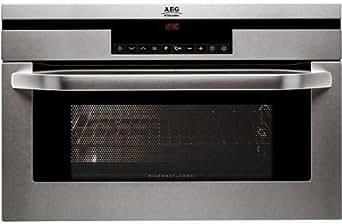 Aeg micro-ondes combine kb9810em