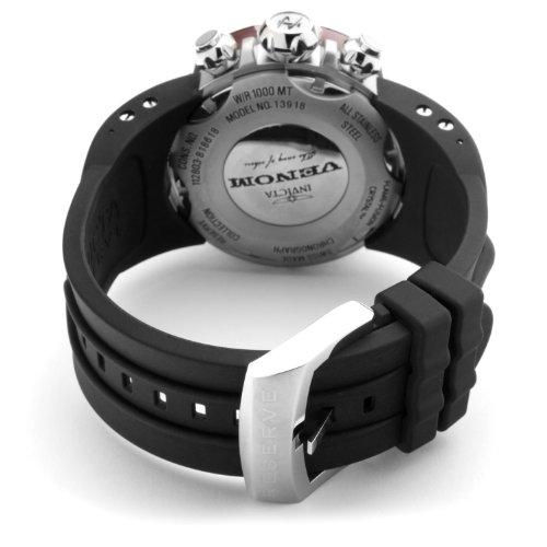 Invicta 13918 Reserve Mens Venom Fang Swiss Made Quartz Chronograph Watch