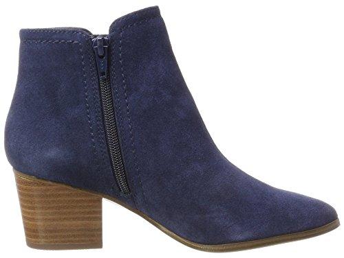 ALDO Damen Larissi Stiefel Blau (Navy Suede)