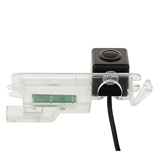 HDMEU-Rckfahrkamera-Wasserdicht-Nachtsicht-Auto-Rckansicht-Kamera-Einparkhilfe-Rckfahrsystem-Kennzeichenleuchte-fr-2017-Jeep-Compass