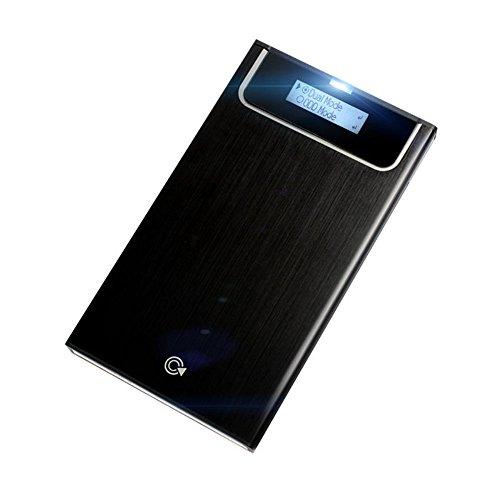IODD 2531 Negro USB 3.0 External Hard Drive Enclosure