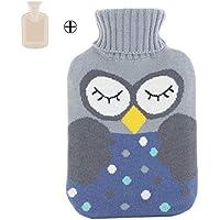2 Liter Wärmflasche mit Deckel Cute Eagle preisvergleich bei billige-tabletten.eu