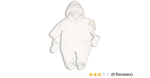 9fb827303f2f The Essential One -Quilted Baby Snowsuit EO2-9-12 Months  Amazon.co ...