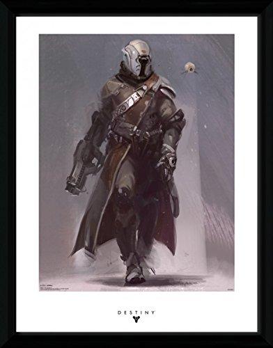 Destiny – Warlock gerahmtes Poster