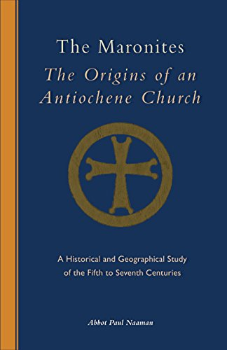 The Maronites (Cistercian Studies Book 243) (English Edition)