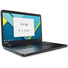 Lenovo N42 Intel N3060 4GB RAM 16GB eMMC 14 Chromebook - 80US0000US - UK Keyboard (Renewed)
