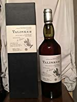 Talisker 25yo Limited Edition Numbered Bottle with case 70cl by Talisker