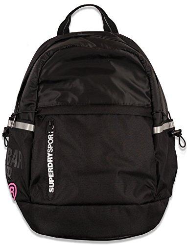 Gym Backpack in Black