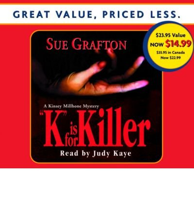 Sue Hörbücher Grafton Cd ([(K Is for Killer)] [Author: Sue Grafton] published on (May, 2004))