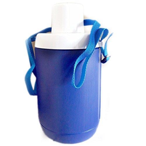 Garrafa térmica para agua Spring Plastime, de color azul o verde, para...