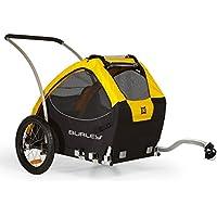 Burley Design Tail Wagon Bicycle Trailer - Yellow