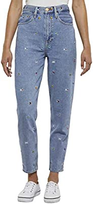 Tommy Jeans Trouser for Women, Size 28 EU, Blue