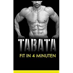 Tabata: Fit in 4 Minuten (Training ohne Geräte, Tabata Training, Tabata für Frauen, Bodyweight Training, high intensity training, Fitness ohne Geräte, Fitness Training, Fitness für Anfänger)