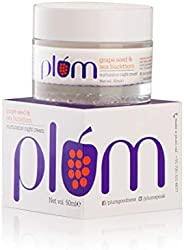 Plum Grape Seed & Sea Buckthorn Nurturance Night Cream | For Normal, Combination, Dry Skin | Overnight Hyd