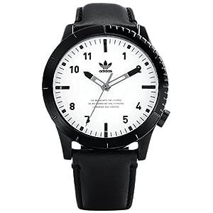 Adidas by Nixon Reloj Analogico para Hombre de Cuarzo con Correa en Cuero Z06-005-00