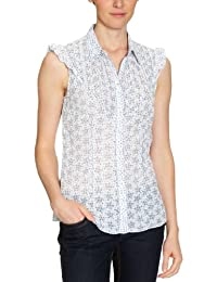 Seidensticker Damen Bluse Slim Fit, 116714