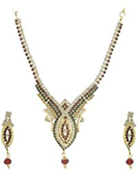 "Aakshi ""Eye for Beauty"" 3-piece Jewellery Set"