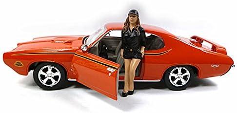 American Diorama Modèle de Voiture Sue Figure pour Echelle 1/24 de Voiture modèles | Nombreux Dans La Variété