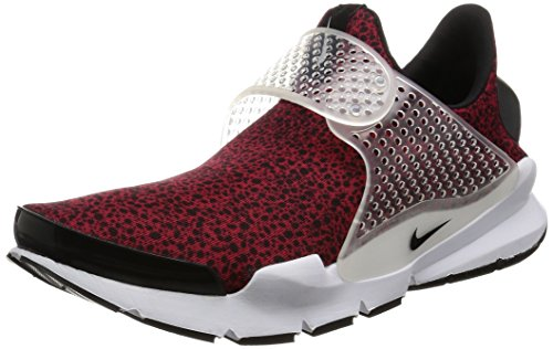 Nike Sock Dart QS Safari Pack - 942198-100 - gym red, black-white