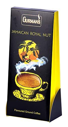 Gurman's Jamaicana Real Tuerca Sabor Prima De Café
