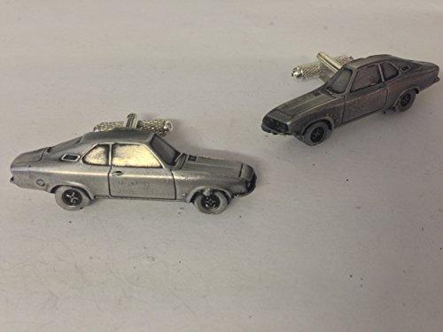 opel-manta-3d-cufflinks-classic-car-pewter-effect-cufflinks-ref173