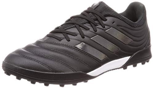 adidas Herren COPA 19.3 TF Fußballschuhe, Mehrfarbig Core Black/Grey Six D98063, 41 1/3 EU - Fußball Schuhe Kunstrasen