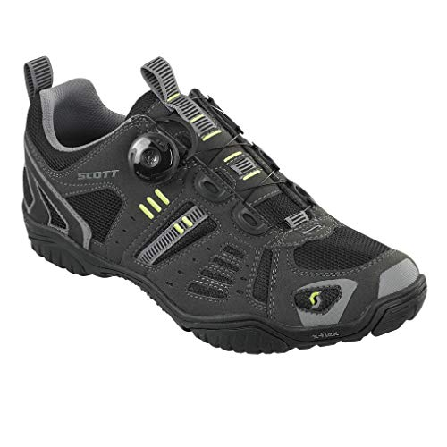 Scott Ciclismo Trail Boa Black 42