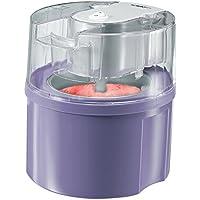 Hoberg Eis-Fixx - Máquina de helado, color lila