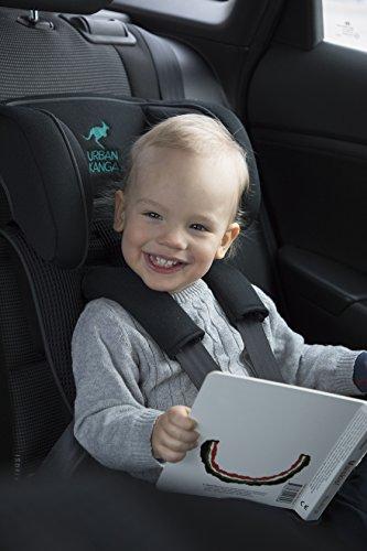 Urban Kanga Uptown Portable and Foldable Travel Car Safety Seat ...