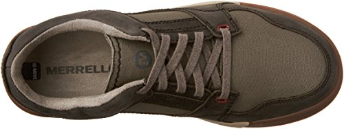 Merrell Herren Berner Shift Lace Sneakers Mehrfarbig (Granite)