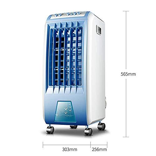 LXD Ventilateur Climatisation domestique Climatiseur vertical à condensation par eau Réfrigérateur à condensation unique