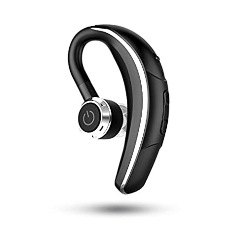 4.1 Bluetooth Handsfree Headset, HAVIT Noise Cancelling Bluetooth Earpiece with