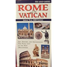 Rome and the Vatican (Gold Guides to Capital Cities of Europe)