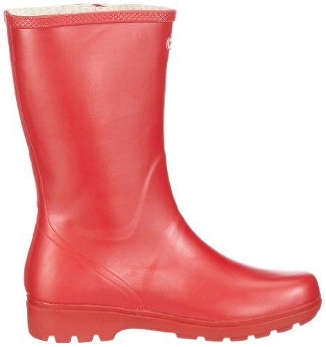 Viking  MIRA JR., bottes en caoutchouc fille Rouge - Rot (red 10)