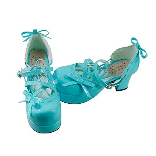 japan-cosplay-blue-ribbon-bow-rubber-soled-lolita-chaussures-japonaises-27cm