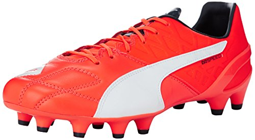 puma-evospeed-14-lth-fg-scarpe-da-calcio-da-uomo-arancione-orange-lava-blast-white-total-eclipse-01-