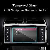 Protector de Pantalla de navegación GPS de Vidrio Templado antiarañazos ...
