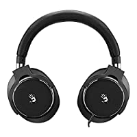 Bloody M550-BK/GY Dynamic Hifi Headphone - Black/Gray (Pack of1)