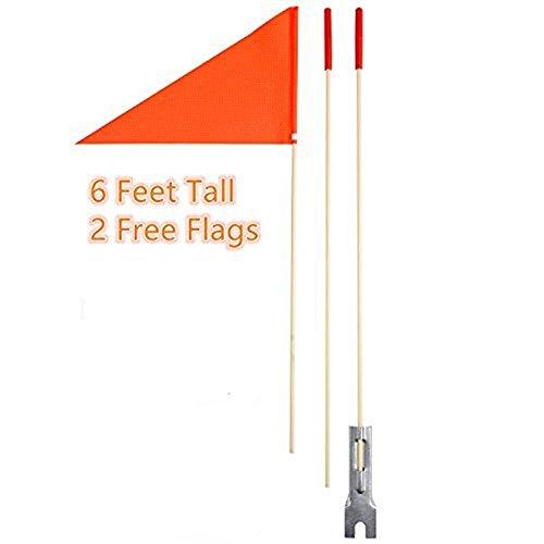 safety-flag-kid-bike-high-visibility-6-foot-fiberglass-pole-flag-orange
