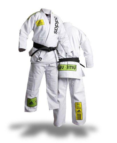 Adidas Jiu Jitsu Uniform JJ8003/160 (Martial Arts Uniform Adidas)