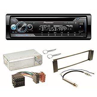 Pioneer-DEH-S510BT-Autoradio-CD-Bluetooth-FLAC-MP3-USB-1-DIN-Equalizer-Einbauset-fr-Seat-Leon-Toledo-1M