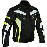 REXTEK Chaquetas de moto Impermeable Chaqueta de diseño de alta calidad  Shirt Gears Bartack cosida Chaqueta ece4c635cff4c